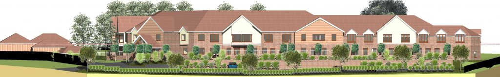 The Dell House Care Home, Beccles, Suffolk - opening February 2019.