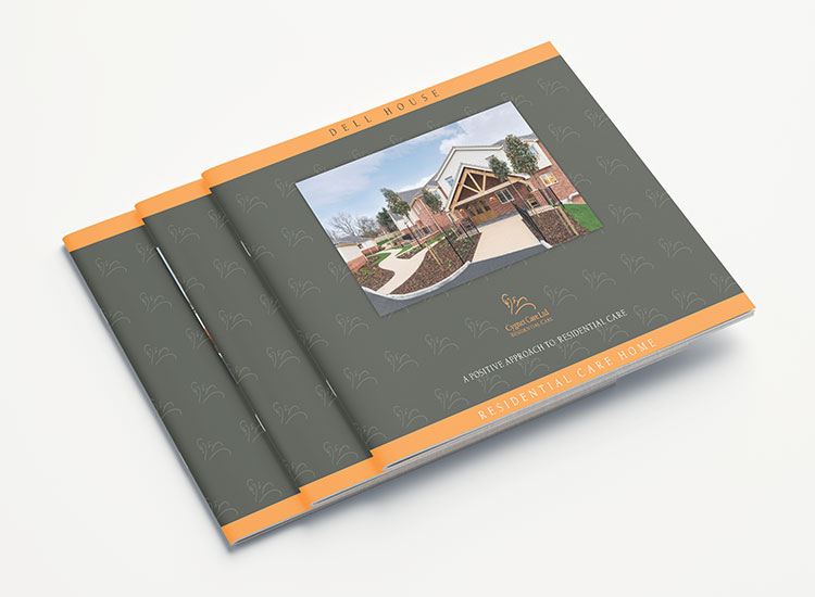 Dell House brochure