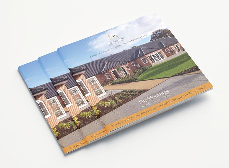The Moorings brochure
